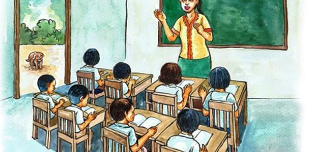 บทความวิชาการนิสิต เรื่องคุณธรรมสำหรับครู